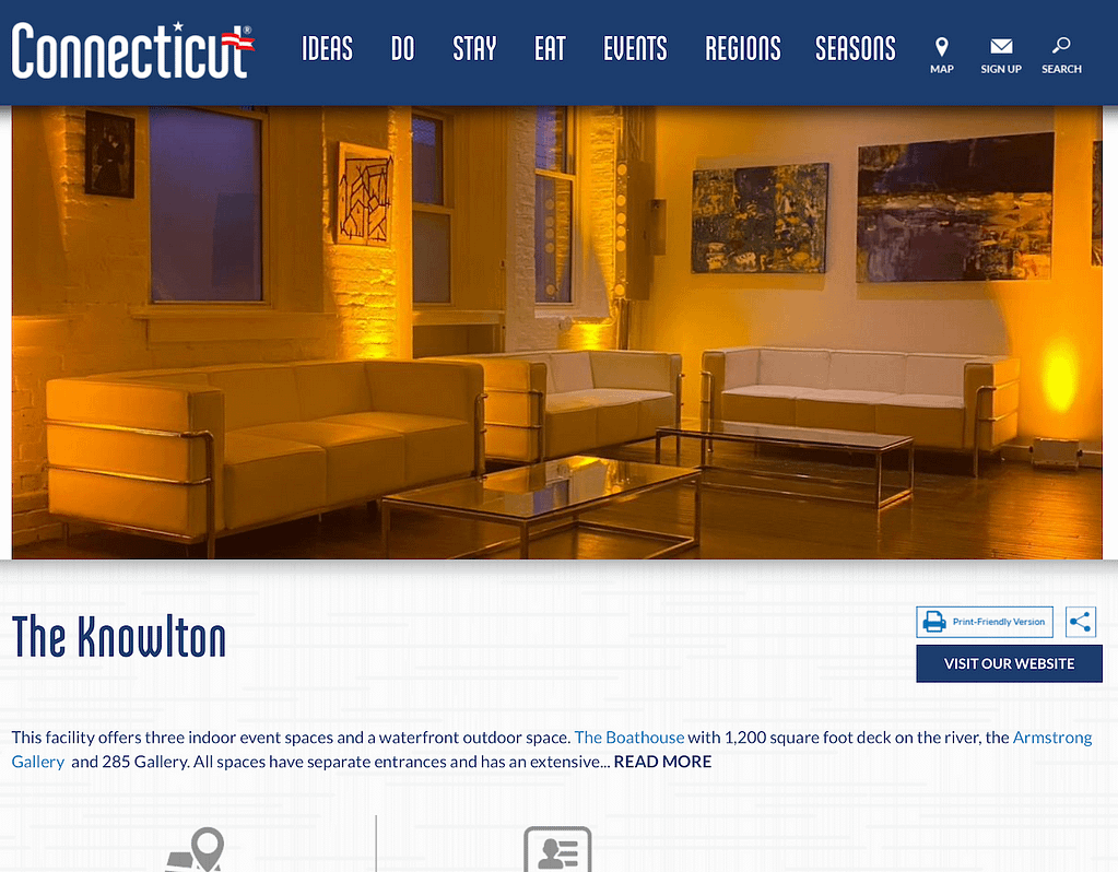 The Knowlton On Ctvisit.com