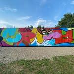 CrashOne Mural at The Knowlton