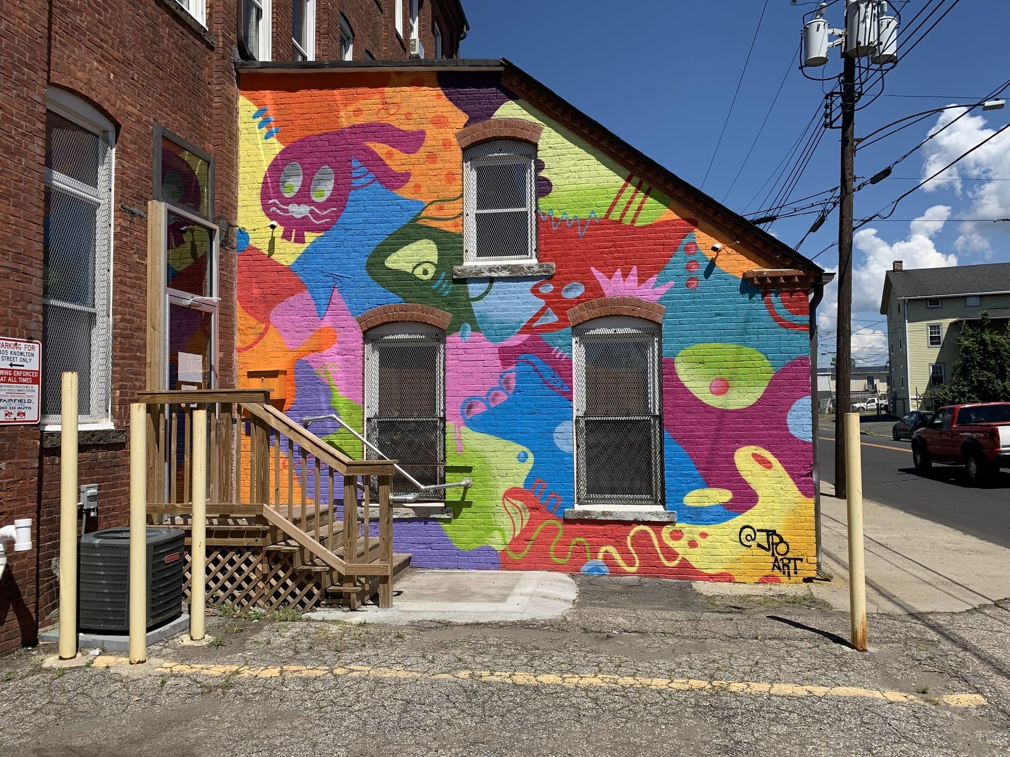 Jpo Art Mural